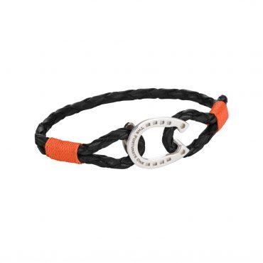 Horseshoe-Jewellery-Orange-Silver-side