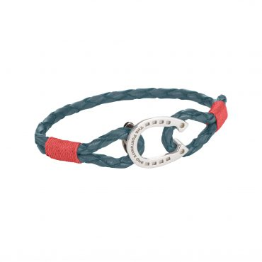 Horseshoe-Silver Cherry Andalusian-jewellery-side