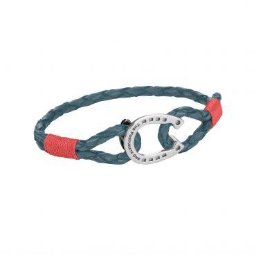 Horseshoe-Steel Cherry Andalusian-jewellery-side