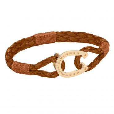 Horseshoe-jewellery-The Golden Copper Palomino-horseshoe-jewllery