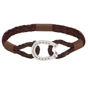 Horseshoe-Jewellery-Bracelet-The Pecan Clydedale