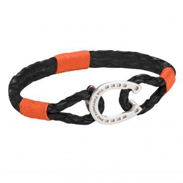 The-Orange Friesian_horseshoe-jewellery_side